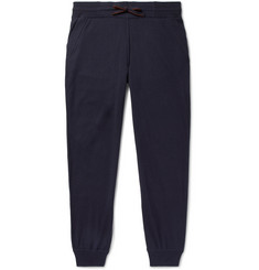 Loro Piana - Portland Tapered Cashmere and Silk-Blend Sweatpants