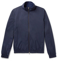Loro Piana - Reversible Storm System Shell and Cashmere Bomber Jacket
