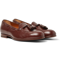 Gucci - Loomis Leather Tasselled Loafers