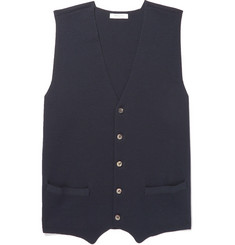 Boglioli - Bonded Virgin Wool Sweater Vest