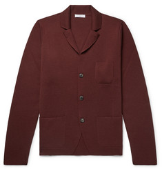 Boglioli Slim-Fit Virgin Wool Cardigan