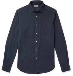 Boglioli Slim-Fit Cotton-Corduroy Shirt
