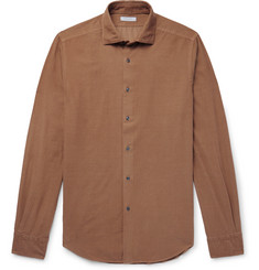 Boglioli - Slim-Fit Cotton-Corduroy Shirt