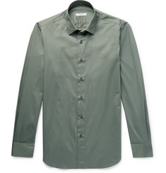 Boglioli - Slim-Fit Cotton Oxford Shirt
