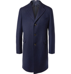 Boglioli - Slim-Fit Double-Faced Virgin Wool Coat