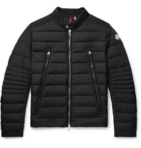 Amiot Quilted Shell Down Jacket by Moncler