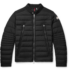 Moncler Amiot Quilted Shell Down Jacket