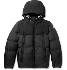 Moncler Montclar Quilted Shell Down Jacket