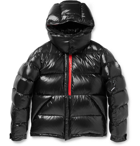 Marlioz Quilted Shell Down Jacket by Moncler