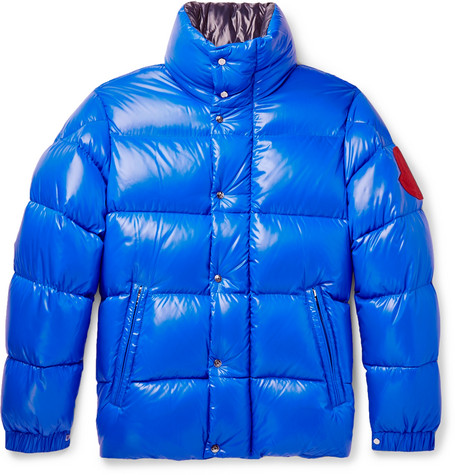 2 Moncler 1952 Dervaux Quilted Shell Down Jacket by Moncler Genius