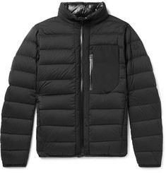 Moncler - Arbas Quilted Shell Down Jacket