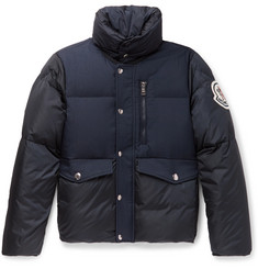 Moncler Genius - 2 Moncler 1952 Quilted-Shell Down Jacket