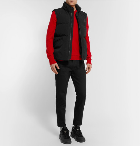89c80c34d Moncler - Lognan Quilted Shell Hooded Down Gilet