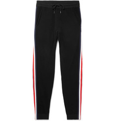 Moncler Striped Virgin Wool Sweatpants