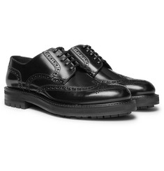 Dolce & Gabbana - Polished-Leather Brogues