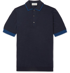 John Smedley Nailsea Slim-Fit Merino Wool Polo Shirt