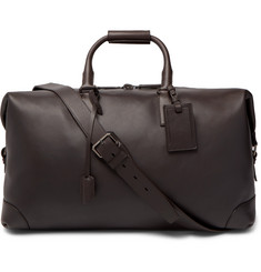 Brioni - Leather Holdall