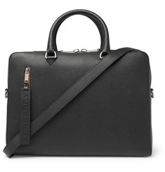 Burberry - Full-Grain Leather Briefcase