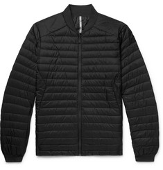 Arc'teryx Veilance Conduit LT Slim-Fit Quilted Nylon-Ripstop Down Jacket