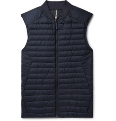Arc'teryx Veilance Conduit LT Slim-Fit Quilted Nylon-Ripstop Down Gilet
