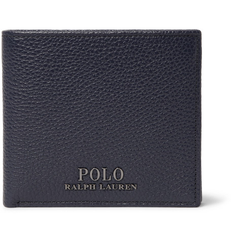 Ralph Lauren Full-grain Leather Billfold Wallet Sale Pay With Visa Bulk Designs Buy Cheap Sale Cheap Price Outlet Free Shipping Fashionable oZoYh