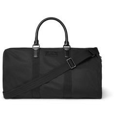 Polo Ralph Lauren Leather-Trimmed Nylon Holdall