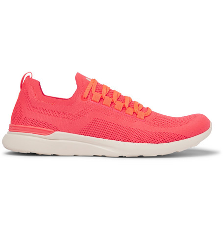 Apl Athletic Propulsion Labs Techloom Breeze Running Sneakers - Pink