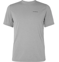 Patagonia Nine Trails Mélange Jersey T-Shirt