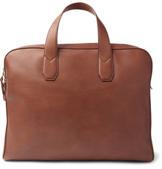 Dunhill - Duke Leather Briefcase