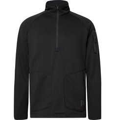 Burton [ak] Power Grid Stretch-Fleece Half-Zip Ski Base Layer