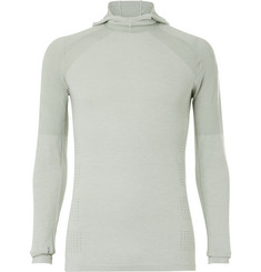 Adidas Sport Ultra Climaheat Hooded T-Shirt