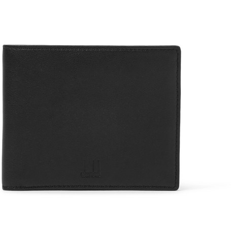 Visit New Cheap Price Free Shipping Pay With Paypal Dunhill Hampstead Leather Billfold Wallet Cheap Online Store xsqmW
