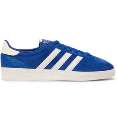 adidas Originals München Super SPZL Suede Sneakers