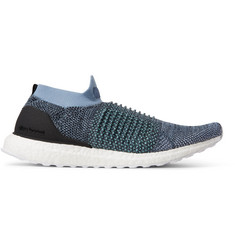 adidas Originals + Parley UltraBOOST Primeknit Slip-On Sneakers