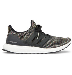 adidas Originals UltraBOOST Rubber-Trimmed Primeknit Sneakers