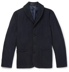 Giorgio Armani - Slim-Fit Shawl-Collar Cashmere Jacket