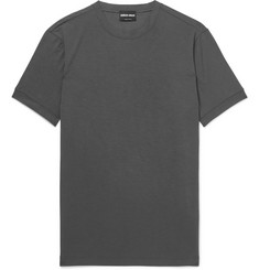 Giorgio Armani Slim-Fit Stretch-Jersey T-Shirt