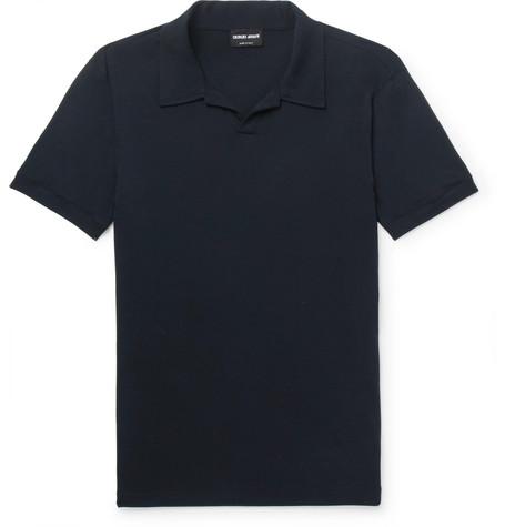 Explore Online Slim-fit Jersey Polo Shirt Giorgio Armani Clearance Sale Cheap Discount Sale Cheap Wholesale Price Eastbay Online iPValjzv