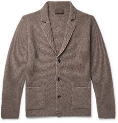 Altea Slim-Fit Wool-Blend Cardigan