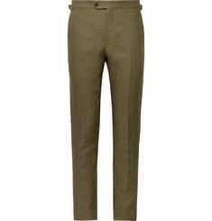 P. Johnson Linen Trousers