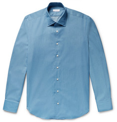 P. Johnson Cotton-Chambray Shirt