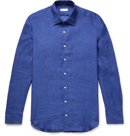 P. JOHNSON LINEN SHIRT