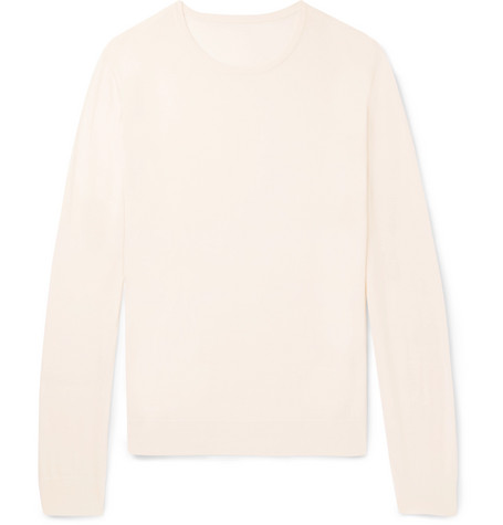 P. JOHNSON MERINO WOOL SWEATER