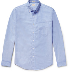 J.Crew Slim-Fit Button-Down Collar Pima Cotton Oxford Shirt