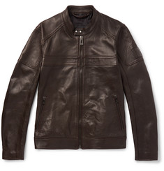 Belstaff Racer Leather Jacket