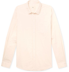 Folk Cotton-Poplin Shirt