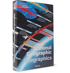 Taschen - National Geographic Infographics Hardcover Book