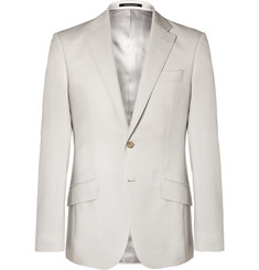 Richard James - Pale-Grey Seishin Slim-Fit Wool and Mohair-Blend Suit Jacket
