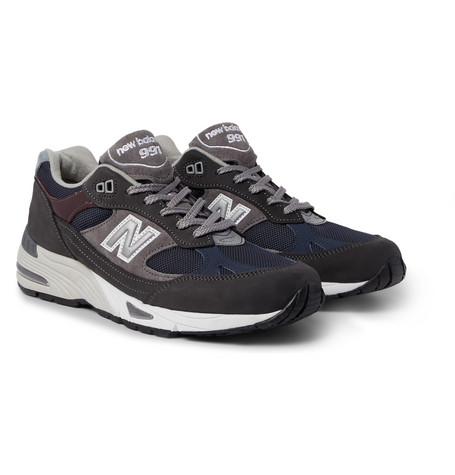 new balance leather 991