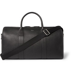 Mulberry Reston Full-Grain Leather Holdall